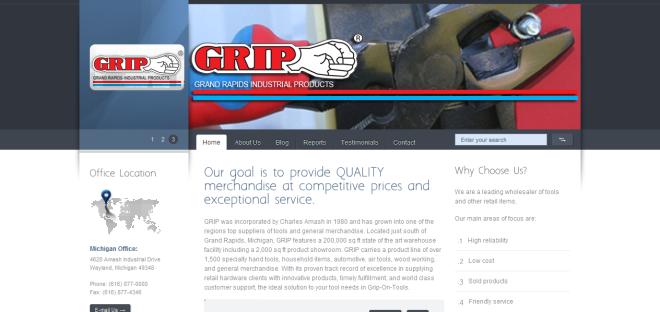 Grip-On Tools