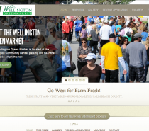 Wellington Green Market